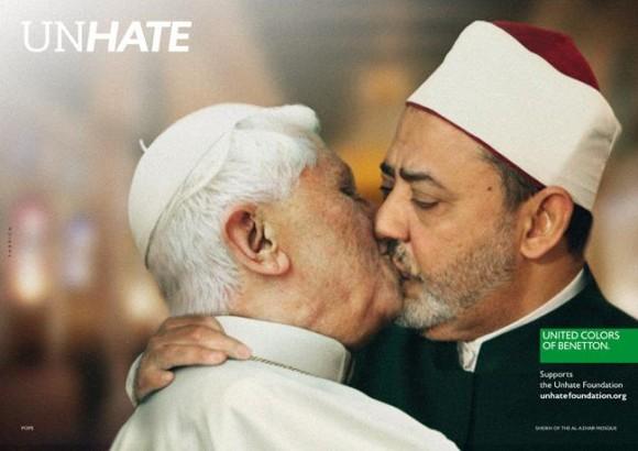 Pape Benoit XVI - Mohamed Ahmed al-Tayeb (imam de la mosquée Al Azhar)
