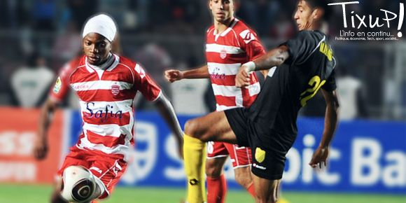 Club Africain Vs Maghreb de Fs