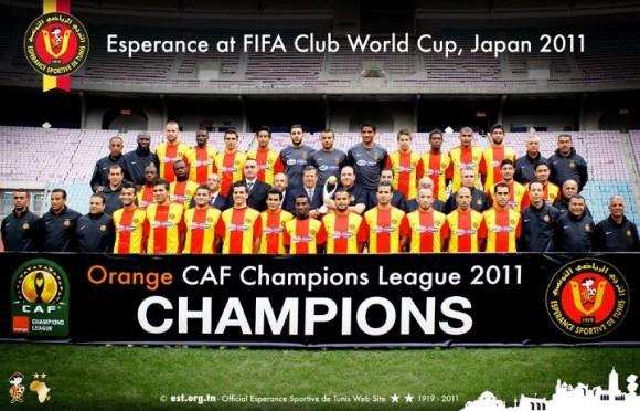 L'Espérance Sportive de Tunis s'envolera au Japon