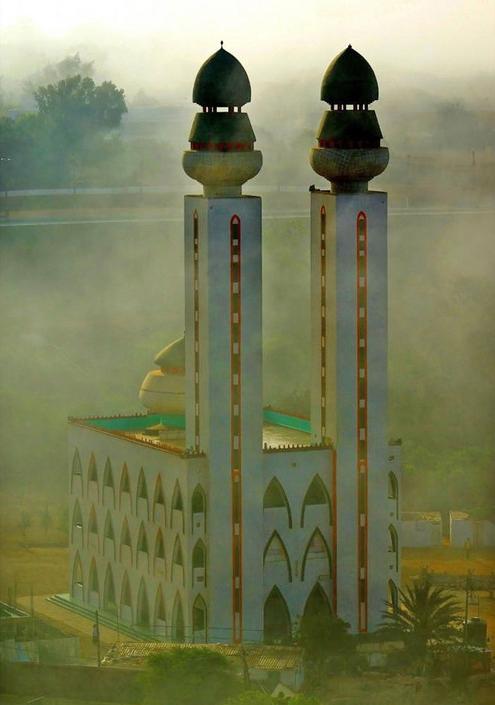 Mosquée de la Divinité