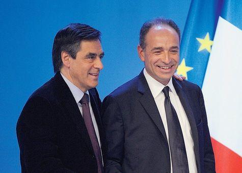 Francois Fillon - Jean-Francois Copé