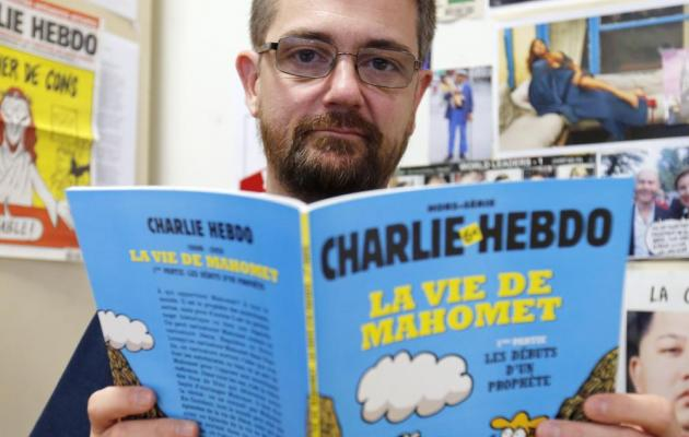 Stéphane Charbonnier - Charlie Hebdo