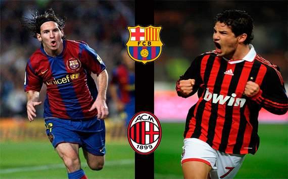 FC Barcelone - Milan AC