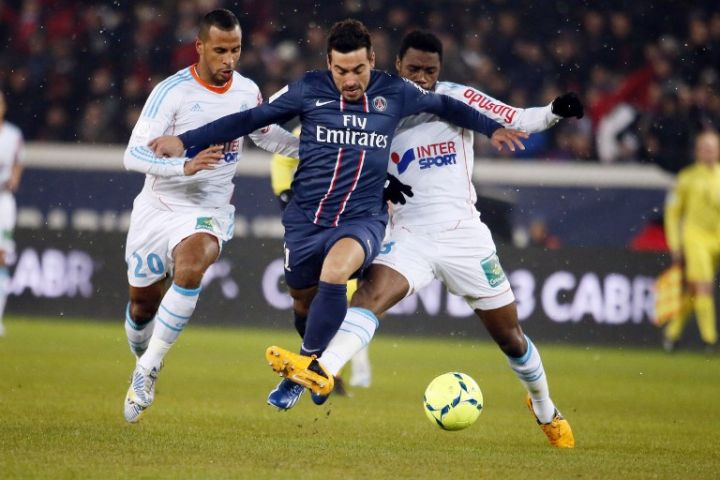 Paris Saint-Germain - Olympique de Marseille