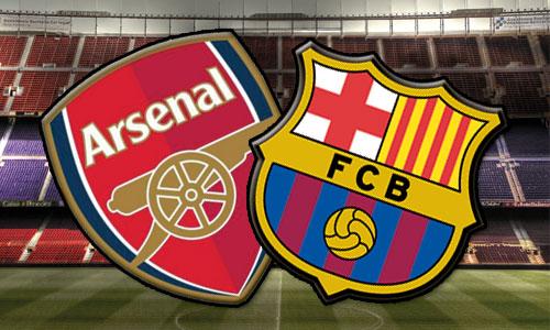 Arsenal mise sur les titres de Barcelone
