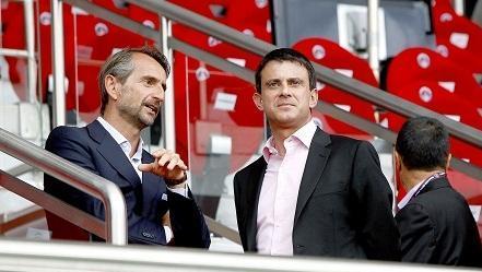 Manuel Valls : on doit pouvoir manifester sa joie et sa satisfaction