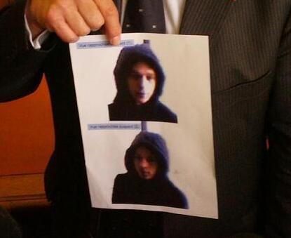 Photo du suspect menaçant d'une tuerie dans un des lycées de l'Alsace