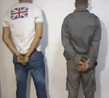 Deux individus arrêtés pour viol de mineure