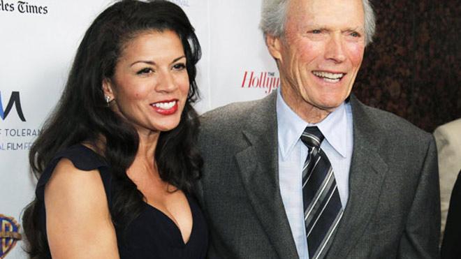 Les Eastwoods sont mariés depuis 1996.