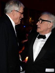 Hockney et Scorsese ont plaidé pour aider à préserver leurs formes d'art