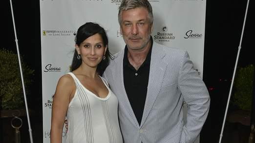Alec Baldwin et son épouse Hilaria ont eu un bébé cet été