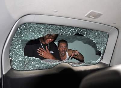 La fusillade a eu lieu à Bundchen, lors des célébrations de mariage de Brady