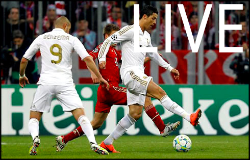Bayern Real Madrid Tv