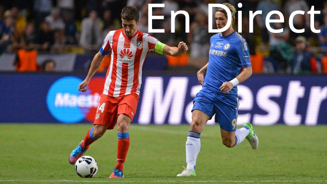Match Chelsea - Atletico