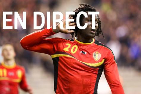 Match Belgique Russie en direct tv et streaming sur Internet
