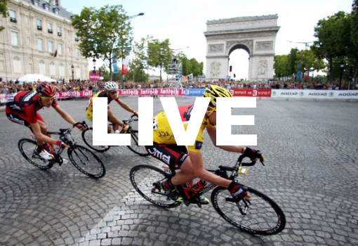 Arrivee Etape Tour de France 2014 Champs Elysees