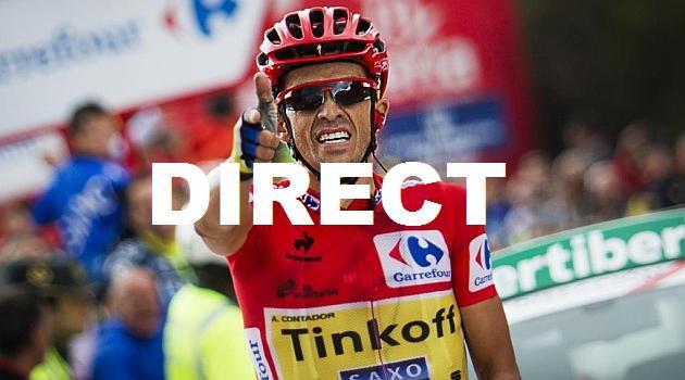 Regarder Vuelta 2014 en direct streaming et voir le classement général sur internet