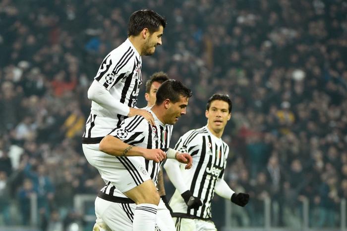 La Juventus confirme sa place en Europe après sa bonne performance en Ligue des Champions