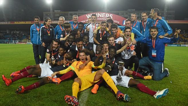 La France peut-elle à nouveau briller lors des Championnats d'Europe de football U17 2016 ?