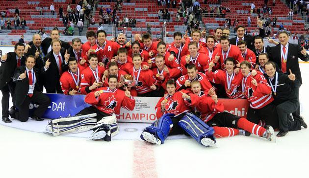 Le hockey sur glace U18 prépare la 18e édition de son Championnat du monde