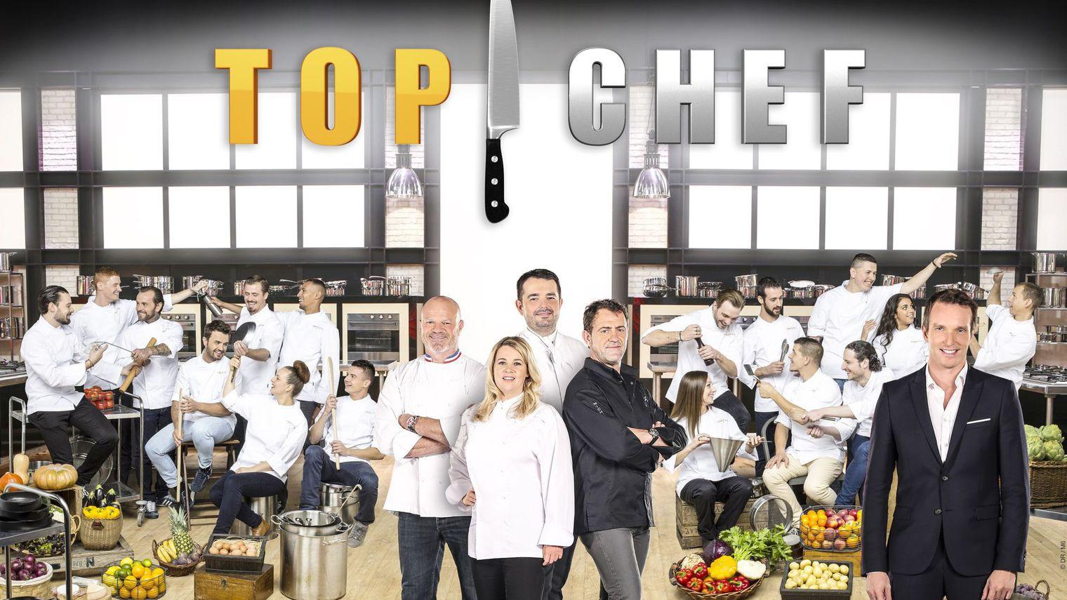 Voir la demi-finale de Top Chef ce 11 avril sur M6