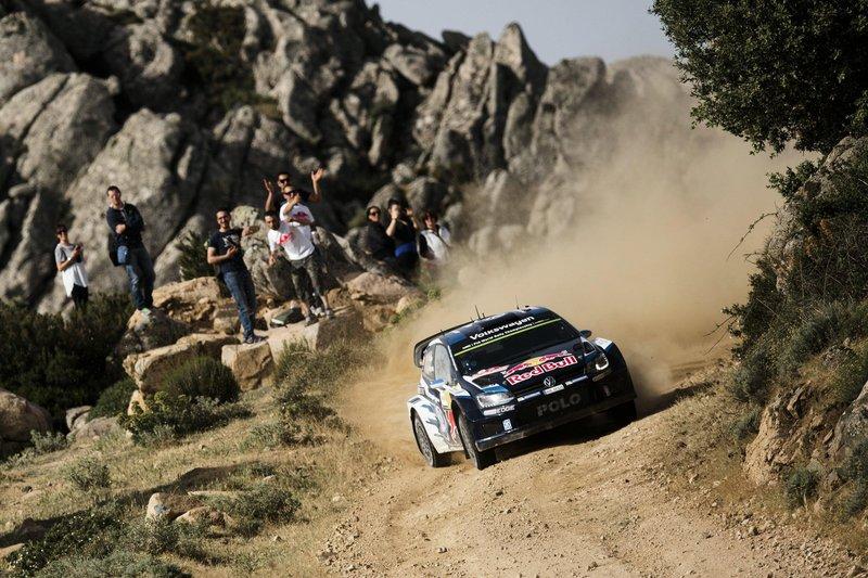 Sébastien Ogier est toujours en tête du classement de Rallye WRC avant le Rallye de Sardaigne 2016