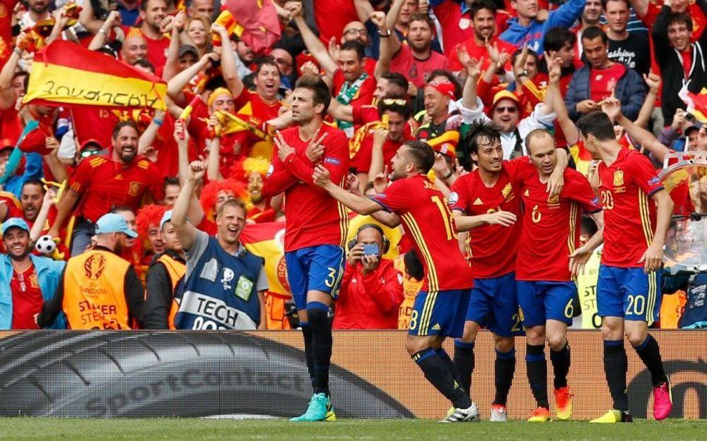 Regarder Espagne Turquie, le match de l'Euro 2016 sur M6 en direct ce 17 juin
