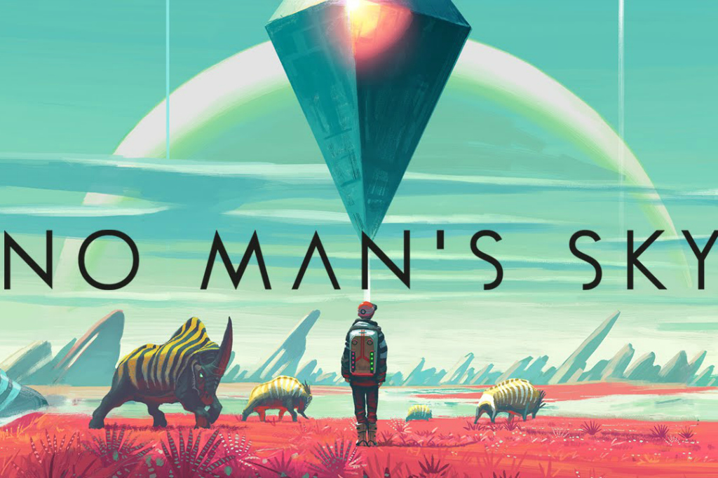 Après 3 longues années, No Man's Sky est enfin disponible sur PlayStation 4