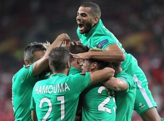 Résultats et scores OGC Nice et AS Saint-Etienne : Voir l'Europa League en direct