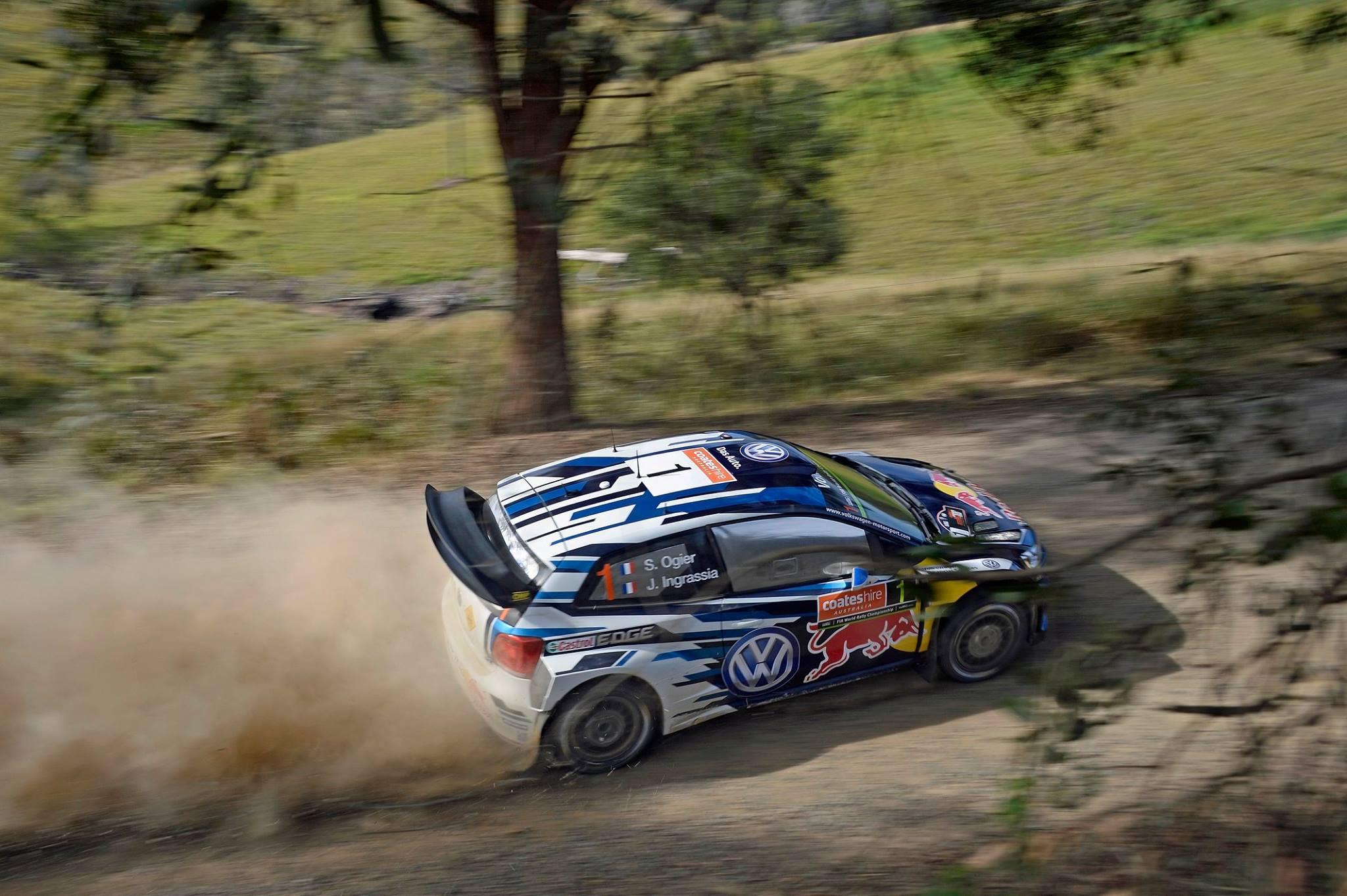 Résultat Rallye WRC d'Australie : Replay vidéo course, classement et départ de Volkswagen