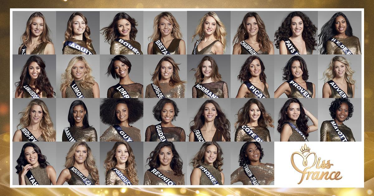 L'élection de Miss France 2017 en direct sur TF1 : Vote du public, replay vidéo et résultat concours de beauté