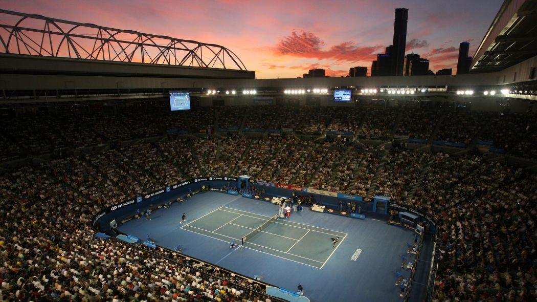 Open Australie tennis : Résumés vidéos matchs et scores Andy Murray, Rafael Nadal, Novak Djokovic