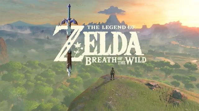 Zelda Breath of the Wild est gold sur Nintendo Switch, Annonce de TimeSplitters Rewind et nouvelle date pour Vampyr et Call of Cthulhu